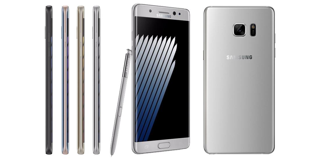 Samsung Galaxy Note 7 ya puede ser comprado 1