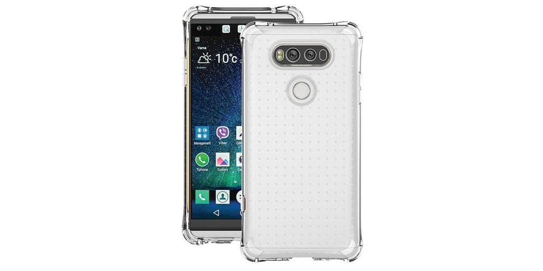 LG V20, aparecen las primeras fotos con pantalla dual 1