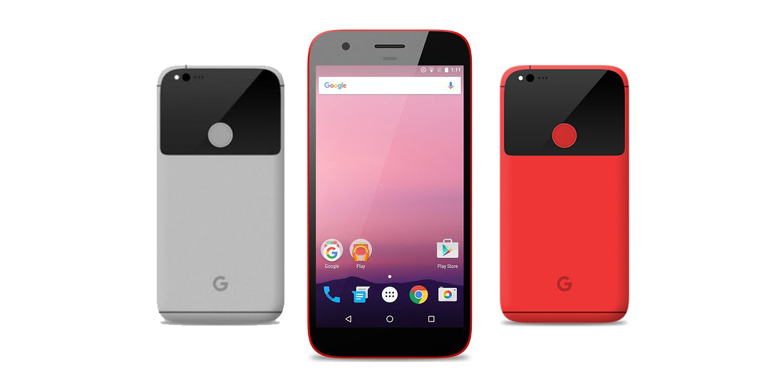 The new Google Nexus smartphones are named Pixel and Pixel XL, period 1