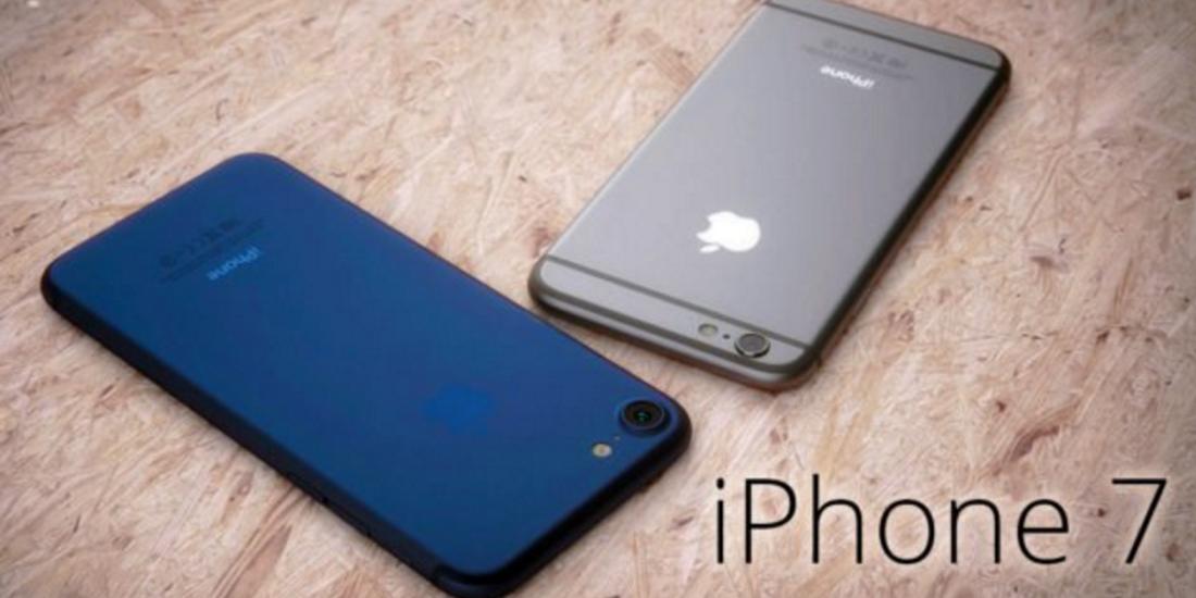 Apple presenta el iPhone 7 junto al nuevo Apple Watch 1