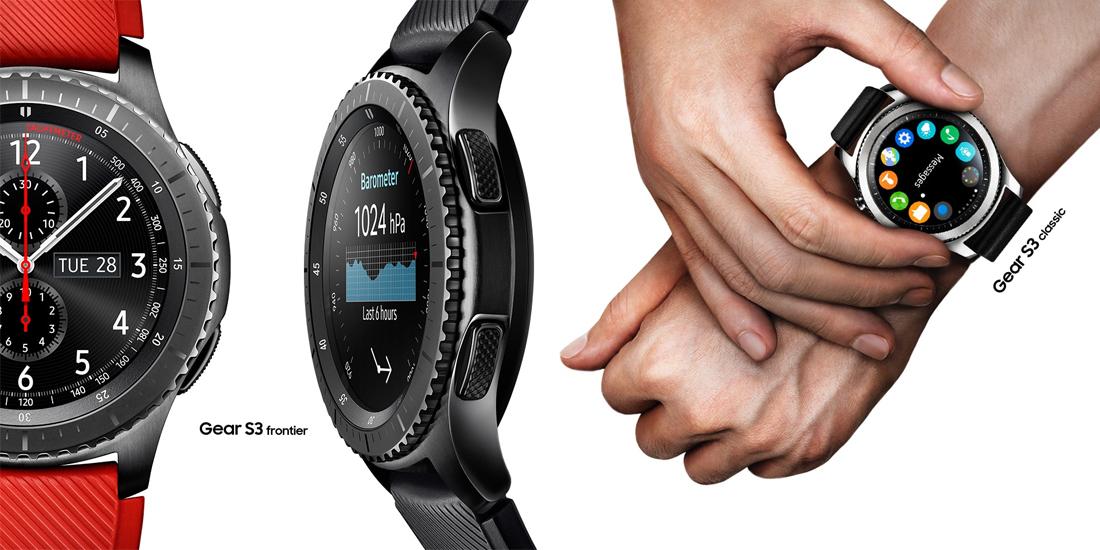 Samsung Gear S3 programado para o 4 de novembro na Europa 1