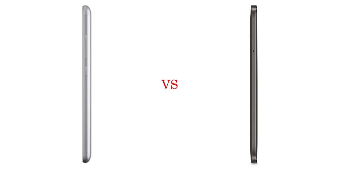 Xiaomi Redmi 3 Pro vs Huawei G8 4