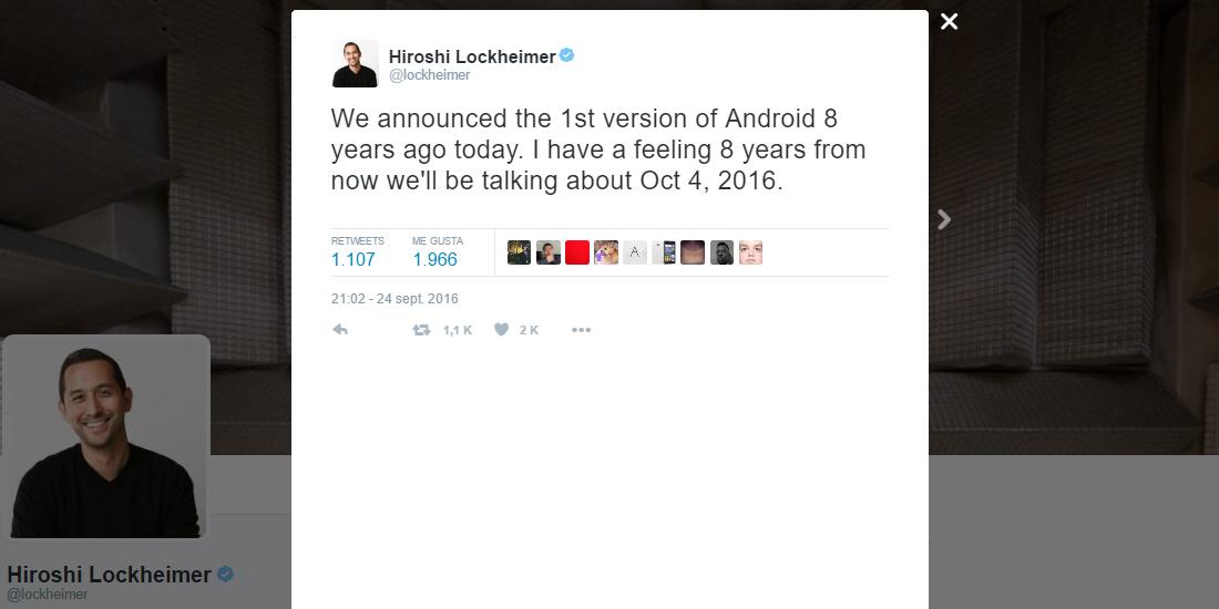 El 4 de octubre conoceremos Andromeda, la combinacion de Android y Chrome OS 1