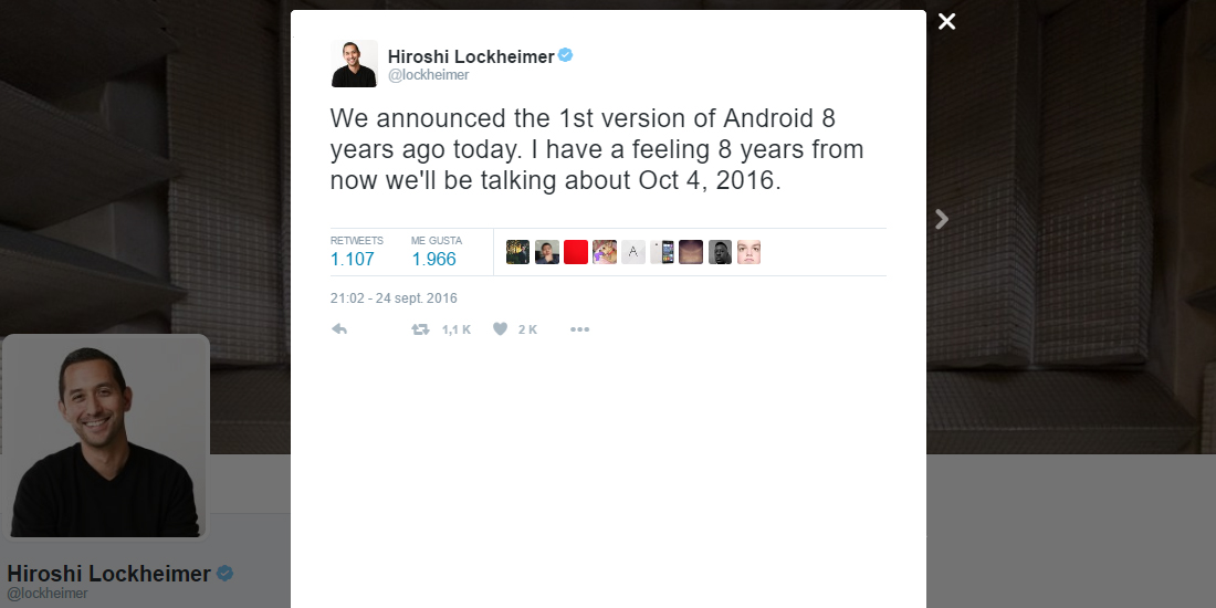 On October 4 we will know Andromeda, the combination of Android and Chrome OS 1