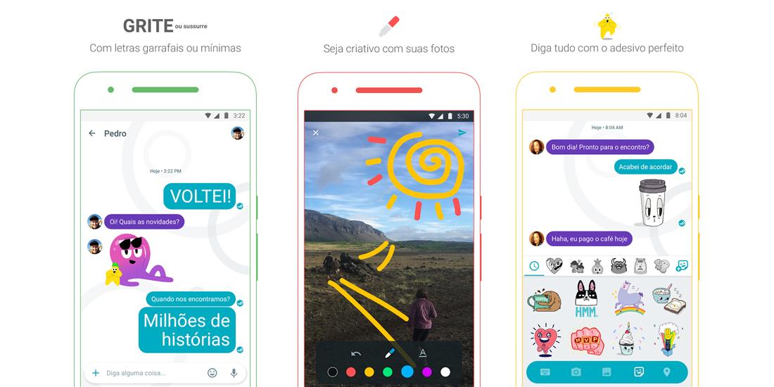 Google Allo finalmente disponivel para Android 1
