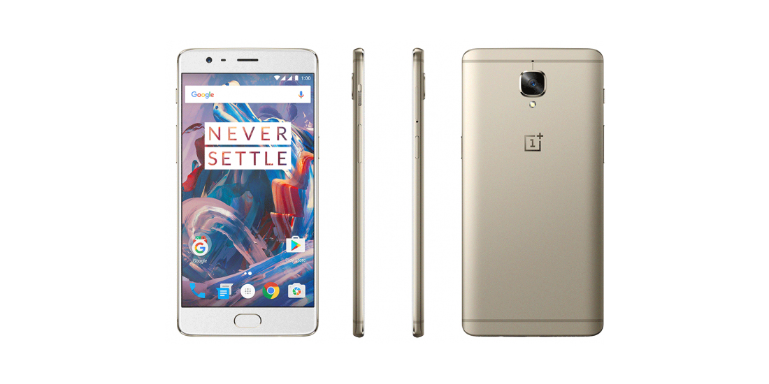 OnePlus 3 updates to Android 7.0 Nougat 1