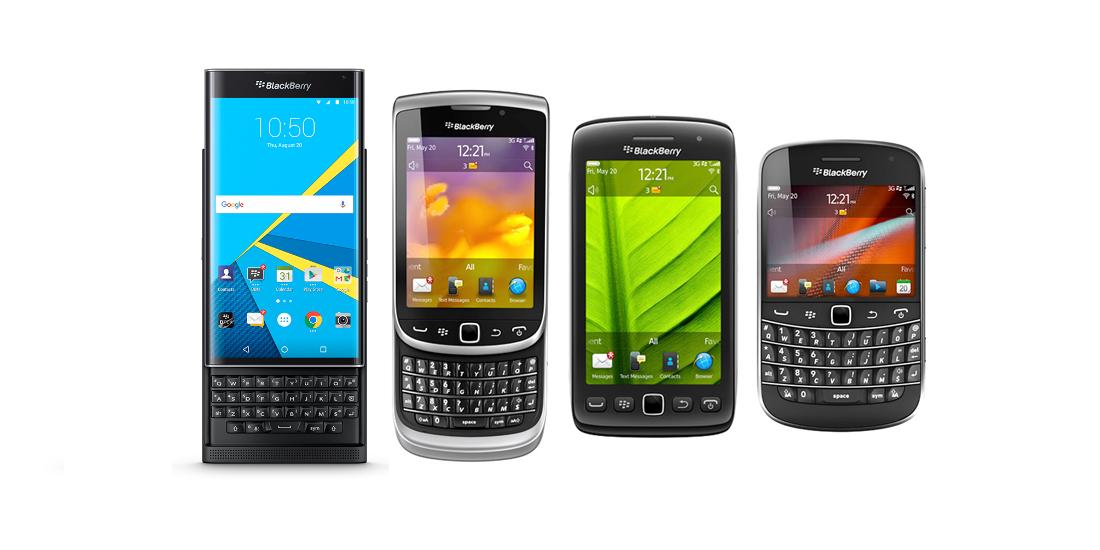 BlackBerry va a dejar de fabricar smartphones para centrarse en software 1