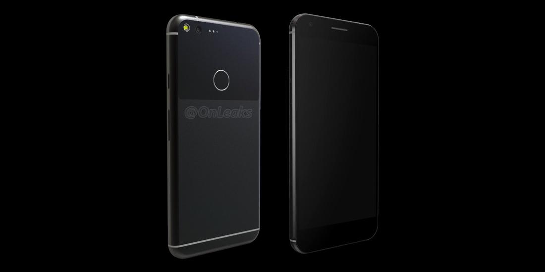 Google Pixel XL mostrado num video com tamanho completo 1