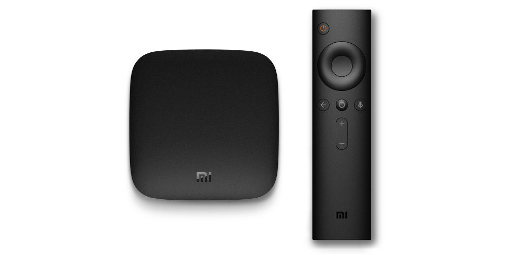 Xiaomi Mi Box em os EUA: Android TV, HDR e 4K 1