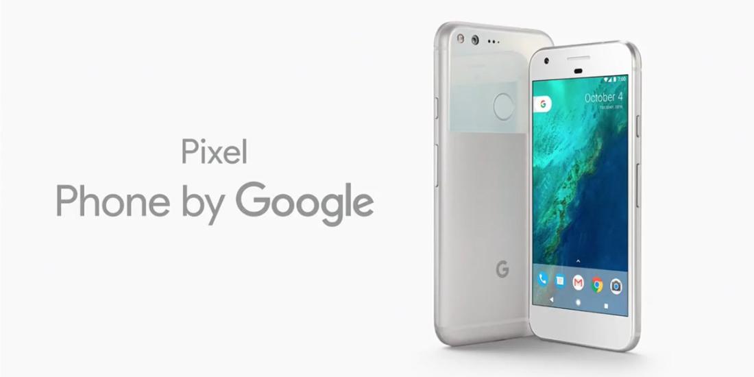 El nuevo envido de Google a Apple llega con Pixel 1