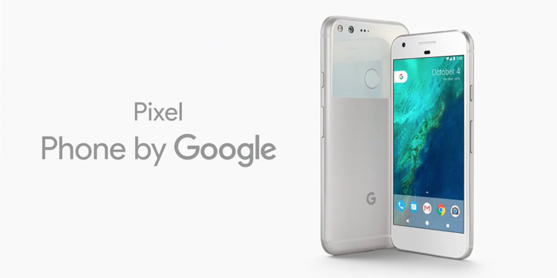 Google's new challenge to Apple comes with Pixel 1