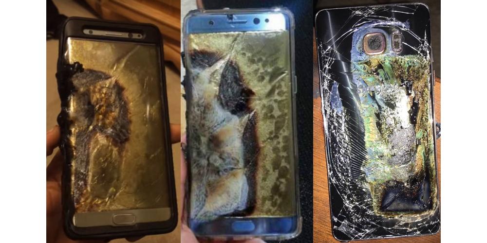 Samsung bloquea y suspende la produccion del Galaxy Note 7 1