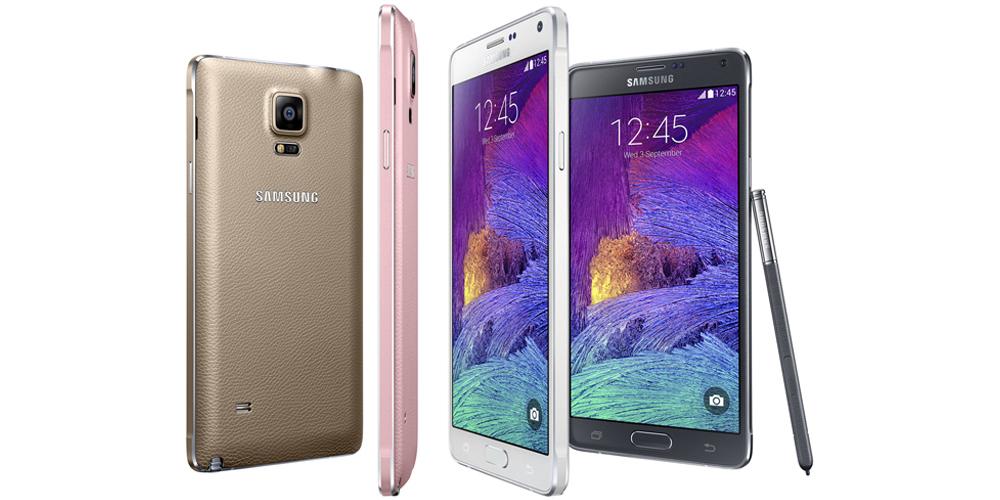 Samsung Galaxy Note 4 atualizado para Android Marshmallow em todo o mundo 1