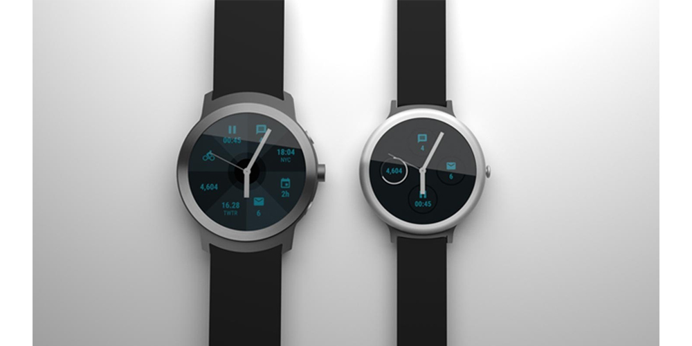 Google Watch: 2 models Android Wear for the first quarter of 2017 1