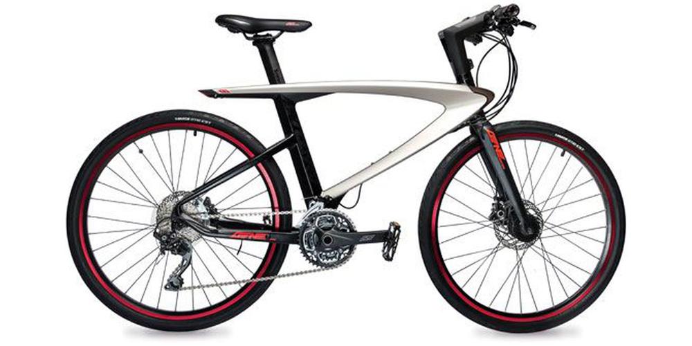 LeEco presenta bicicleta electrica con Android 1