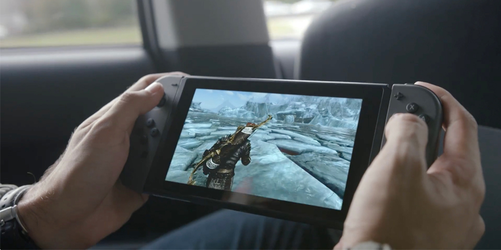 Nintendo's new console is called Switch 1