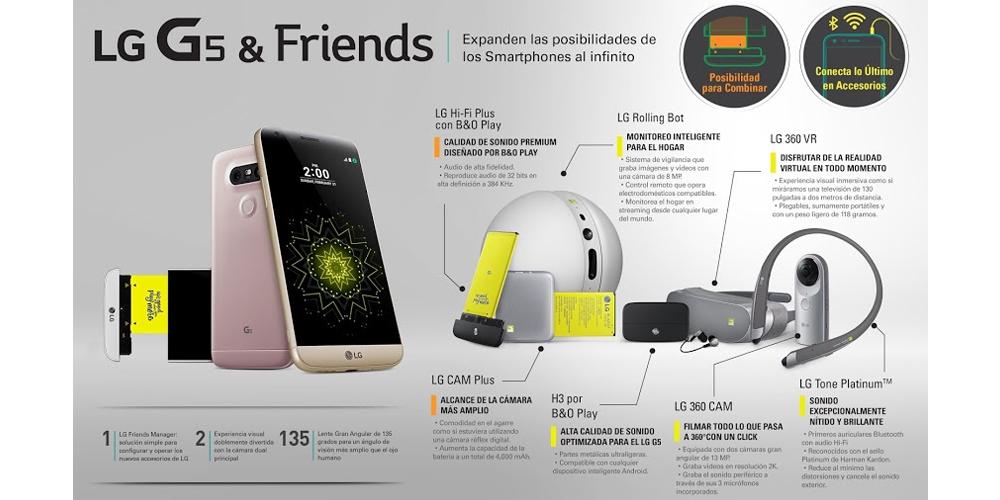 Un LG G6 sin modulos, respuesta al descalabro del LG G5 1