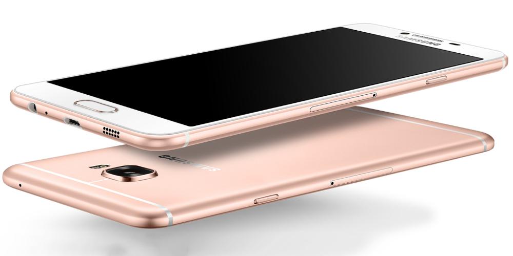 Samsung Galaxy C9 Pro es oficial, smartphone Android con 6 GB de RAM 1
