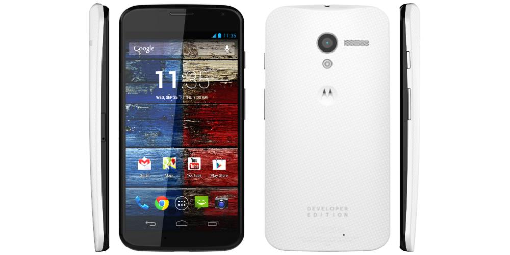 Motorola Moto X 2013 recibe Android 7.0 Nougat con CyanogenMod 14 1
