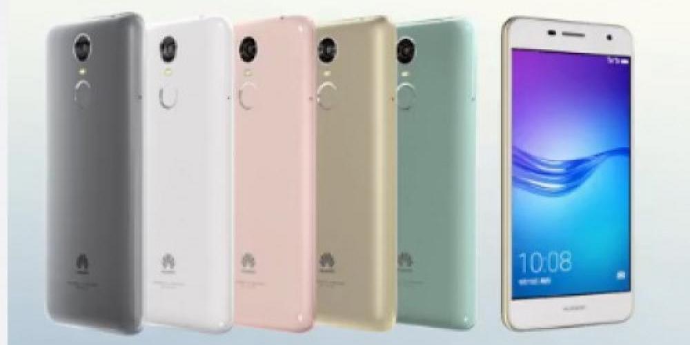 Huawei Enjoy 6 presentado con especificaciones de gama media 1