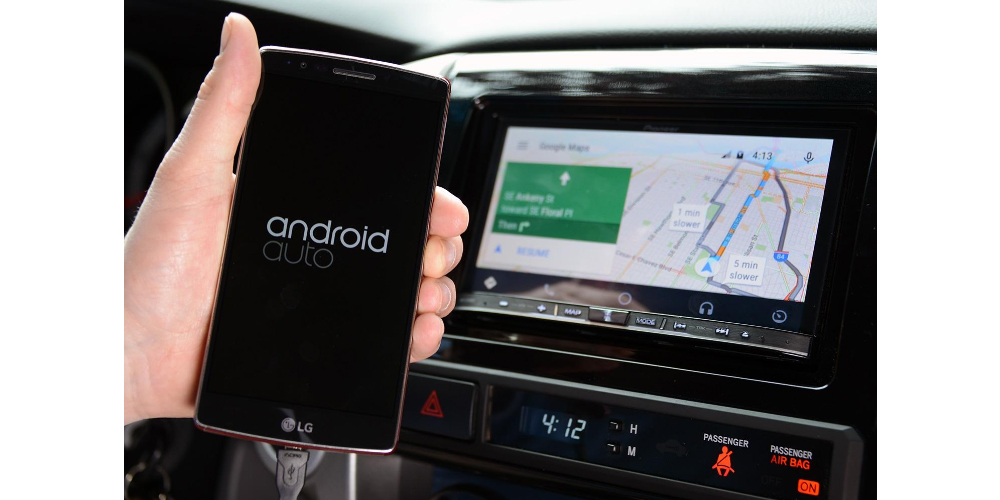 Google confirms bug in smartphones Huawei P9 and Android Auto 1