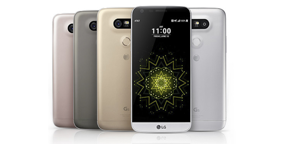 LG G5 se actualiza a Android Nougat via OTA 1