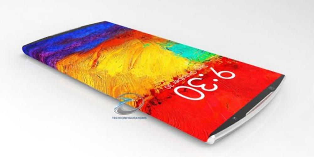 Samsung Galaxy S8 mostrado em imagens e video concept 1
