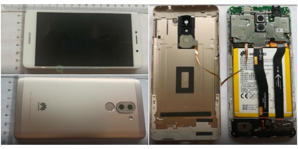 Apos o Huawei P9 Lite, e hora do Mate 9 Lite 1