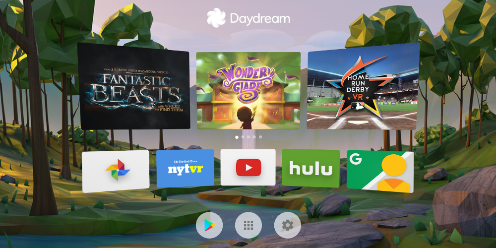 Daydream disponível para download na Play Store 2