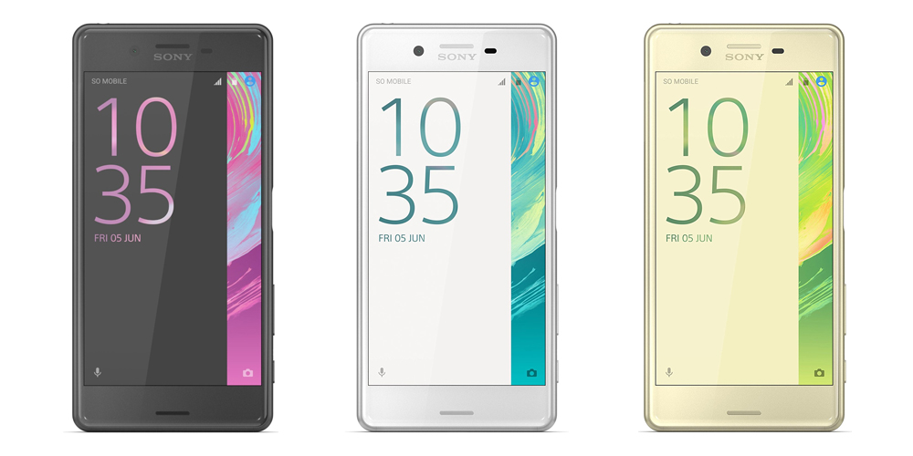 Sony Xperia X Performance get updated and fixes the accelerometer 1