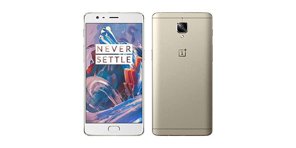 OnePlus 3 set the date to receive Android Nougat 1