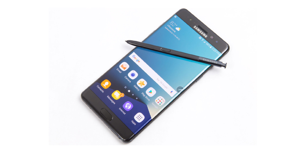 Samsung confirms Galaxy Note 8 as its new phablet 1
