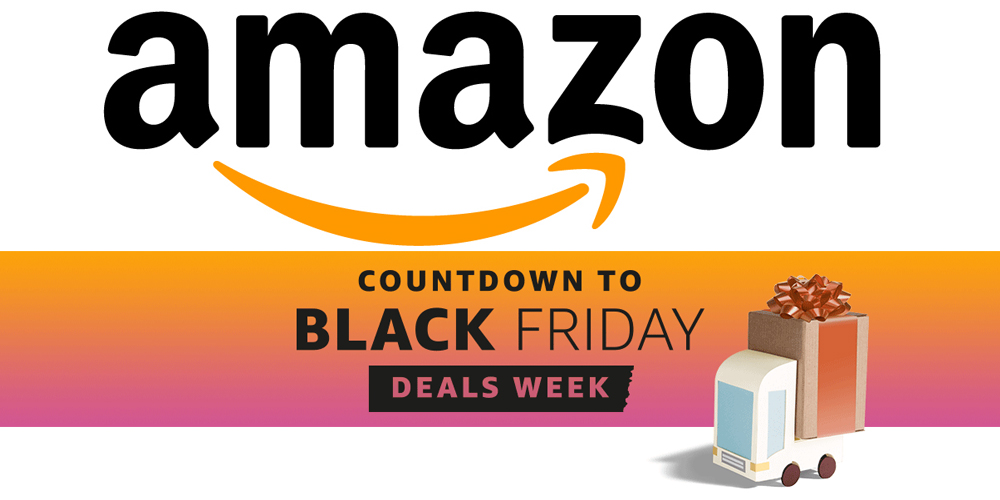 Amazon prepares deals week for Black Friday and Cyber Monday 1