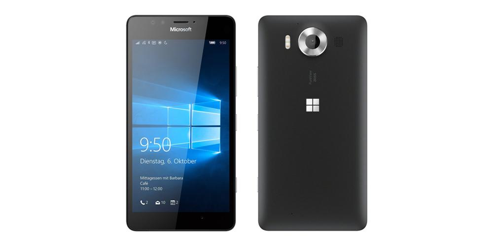 Smartphone Lumia 950 en oferta a la mitad de su precio original 1