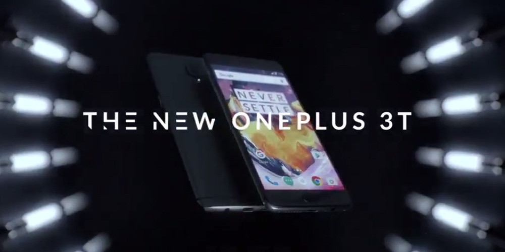 OnePlus 3T presented: price, specs and release date 1