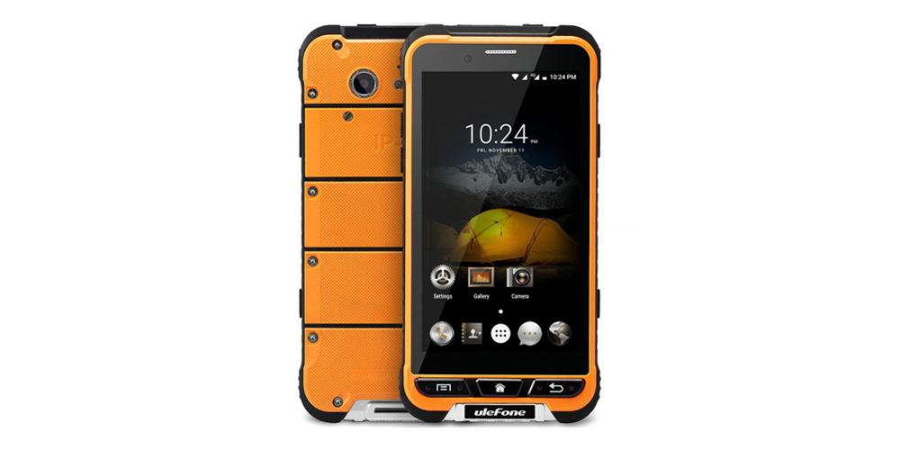 Ulefone Armor em pre-venda: smartphone barato, compacto e robusto 1