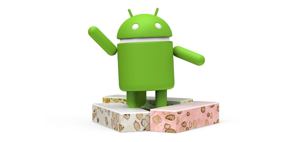 Android 7.1.1 Nougat previsto para ser lanzado el 6 de diciembre 1