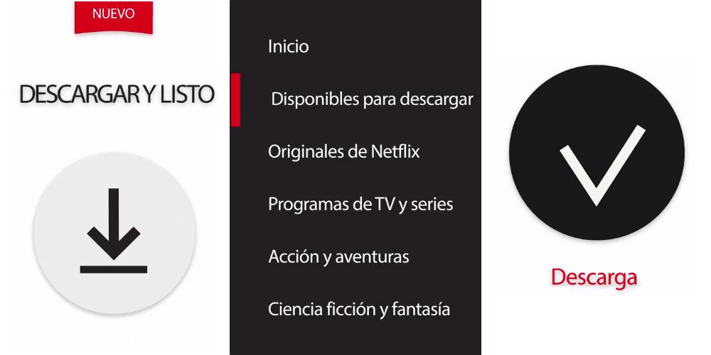 Netflix Offline en Android e iOS permite descargar sus contenidos 1