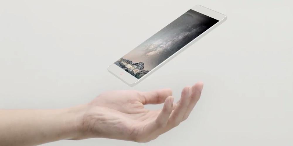 Nubia Z11, nuevo smartphone Android sin bordes laterales 1