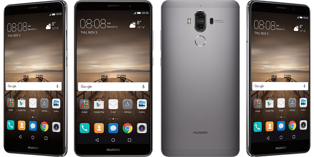 Huawei announces updates to EMUI 5.0 and Android 7.0 Nougat 1