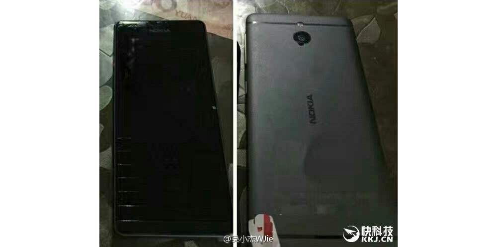 Nokia P in pictures, alleged Android smartphone with 6GB of RAM 1