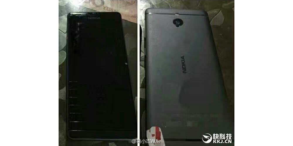 Nokia P em imagens, suposto smartphone Android com 6 GB de RAM 1