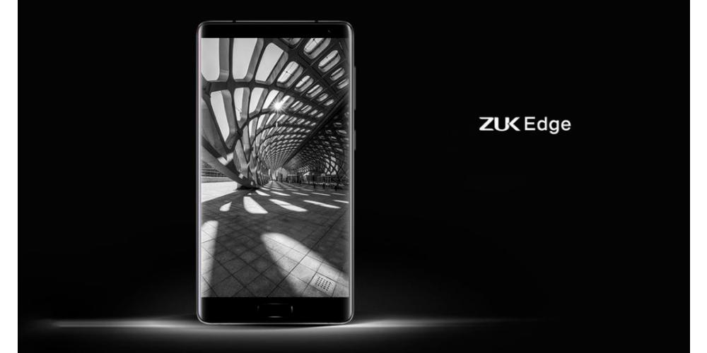 Lenovo ZUK Edge, Snapdragon 821, pantalla FullHD y 4 GB de RAM 1