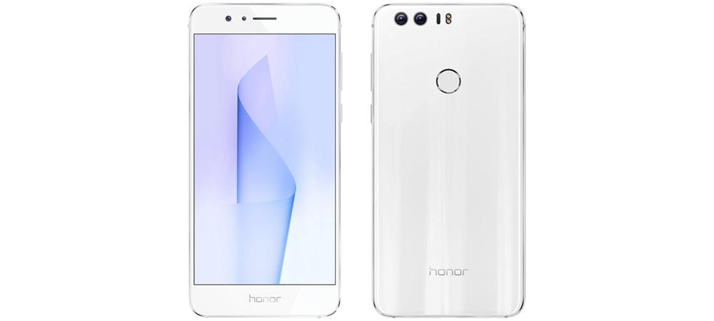 Android 7.0 Nougat con EMUI 5.0 en el Honor 8 a partir de febrero 1