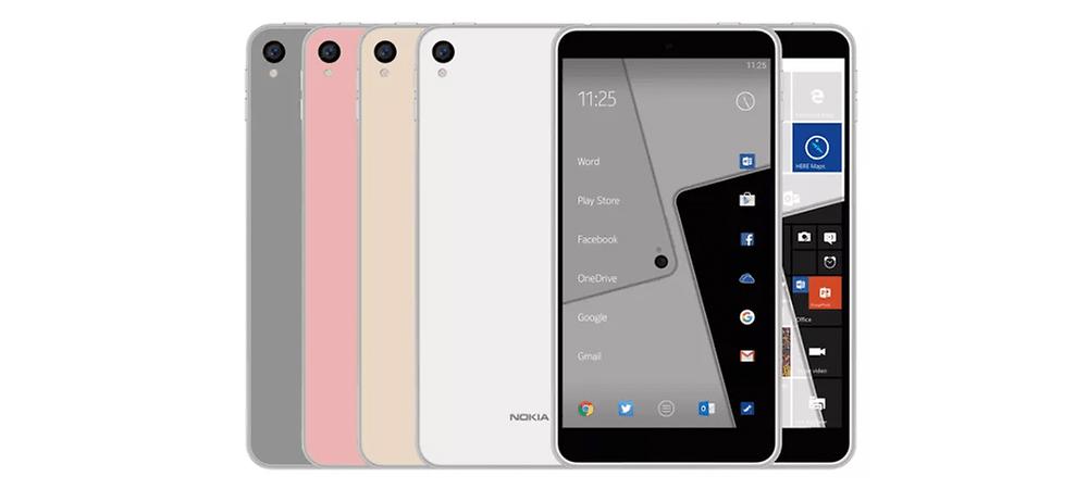 Nokia guarda 3 smartphones nuevos para el MWC 2017 de Barcelona 2