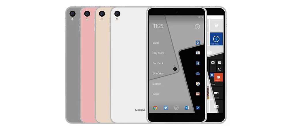 Nokia prepares 3 new smartphones for the MWC 2017 in Barcelona 1