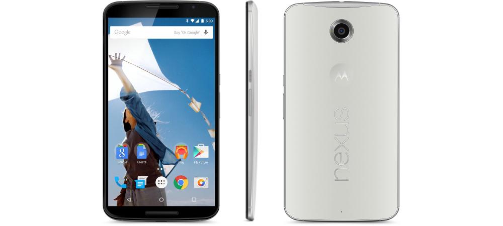 Nexus 6 va a recibir Android 7.1.1 Nougat en enero 1