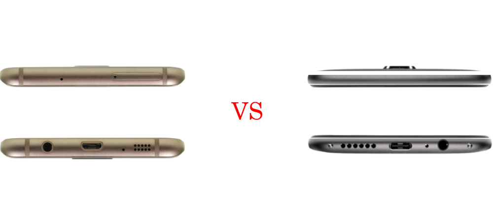 Samsung Galaxy S7 Edge versus OnePlus 3T 7