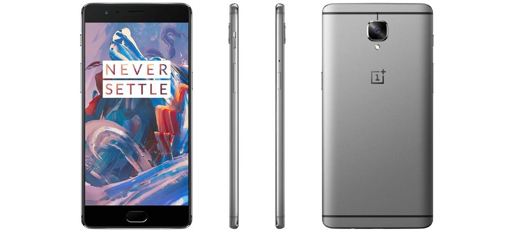 OnePlus 3 y 3T con Android 7.0 Nougat desde el 31 de diciembre 1