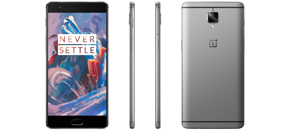 OnePlus 3 and 3T with Android 7.0 Nougat from December 31th 1